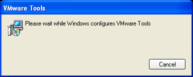 Unable to Uninstall VMware Tools from Windows XP Guest - Fun